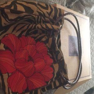 Brighton embroidered bag